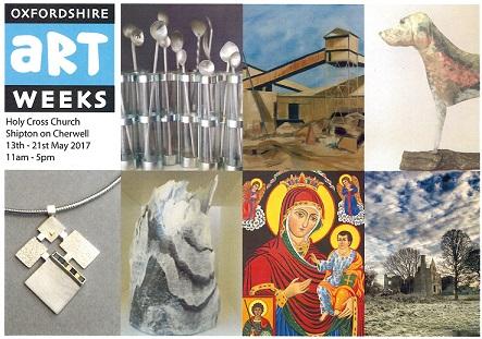 Oxford North Artweeks